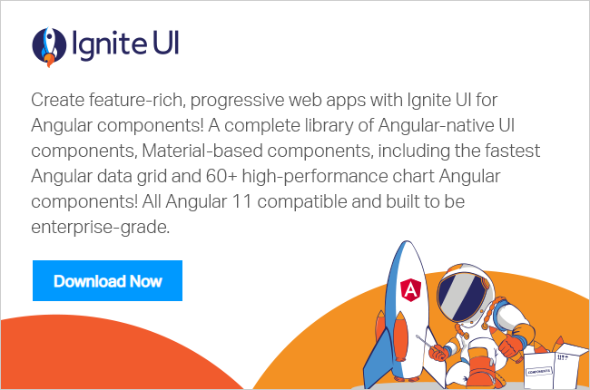 Ignite UI for Angular