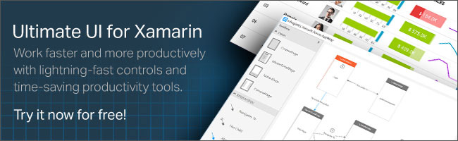 Ultimate UI for Xamarin