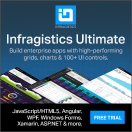 Infragistics Ultimate: Complete Toolkit for UI Controls and Productivity Tools